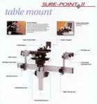 Sure-Point Table Mount Model